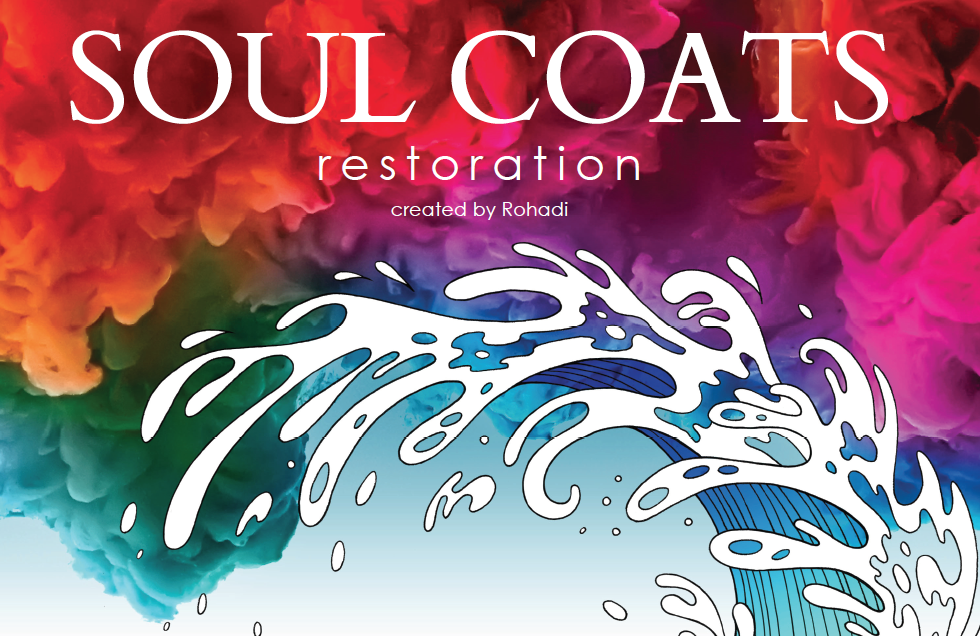 Soul Coats: Restoration Printed!