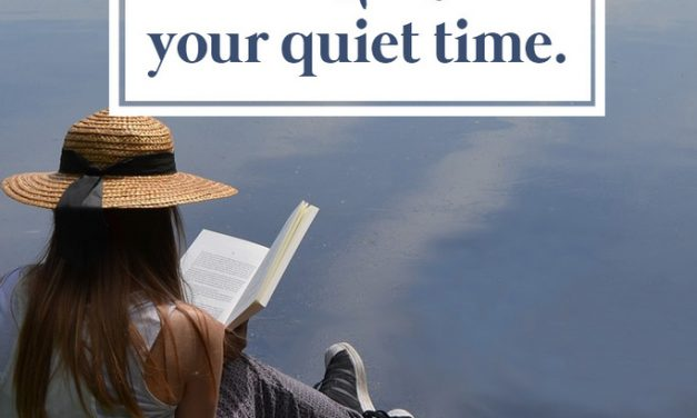 Color to Connect with God in Your Quiet Time