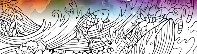 Ultimate List of Free Free Adult Coloring Pages for Download!