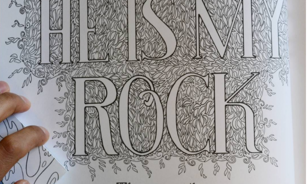 He is My Rock! Reflection on Psalm 92