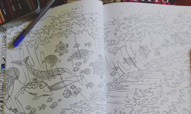 Moses Splitting the Sea Reflection – Exodus 14:21-22