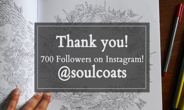 Celebrating 700 Instagram Followers!