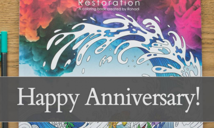 Celebrating Our 1-Year Anniversary!