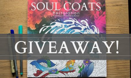 Adult Colouring Book Giveaway – Up to 50 books!